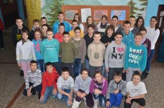 Вршњачки тим школска 2013./2014. година